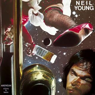 Portada American Stars N´ Bars. Neil Young
