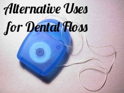 Alternative Uses for Dental Floss