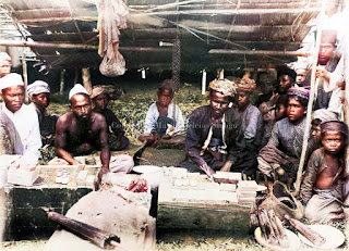 penjual sabun tempo dulu kabupaten padang lawas provinsi sumatera utara