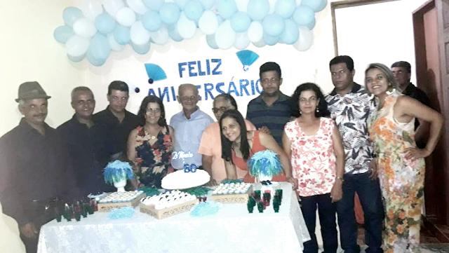 Fazenda Araçá II: Aniversário de 80 anos de Zé Mineiro