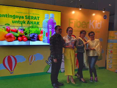 FiberKid, Fiber For Kids