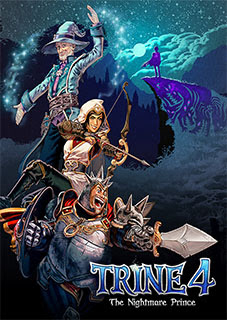 Trine 4 The Nightmare Prince PC download