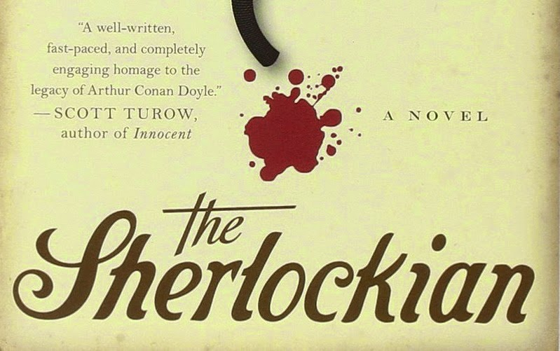 The Sherlockian by Graham Moore
