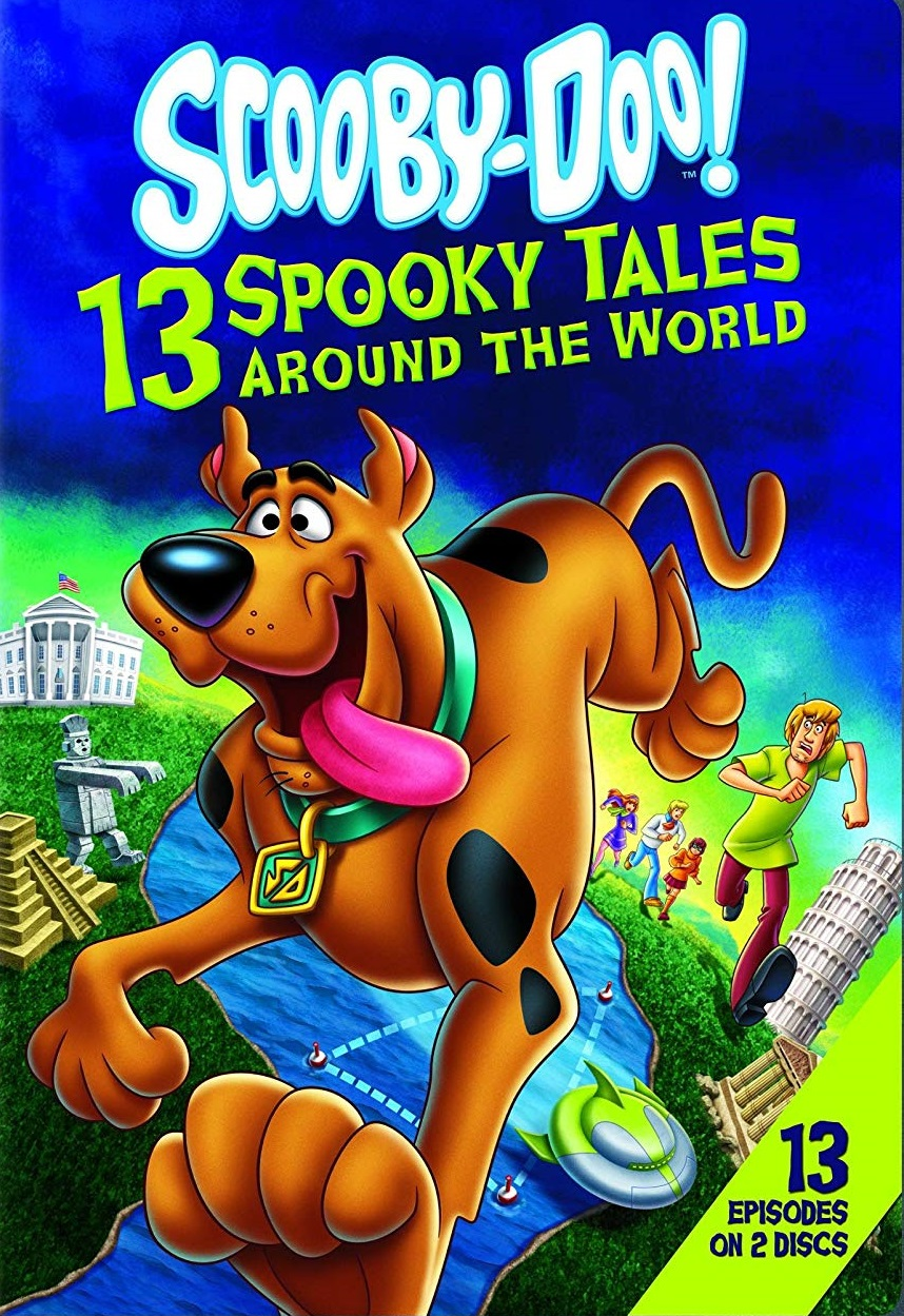 Scooby-Doo: 13 Spooky Tales Around the World [2012] [DVD9] [NTSC] [Latino] [2 DISC]