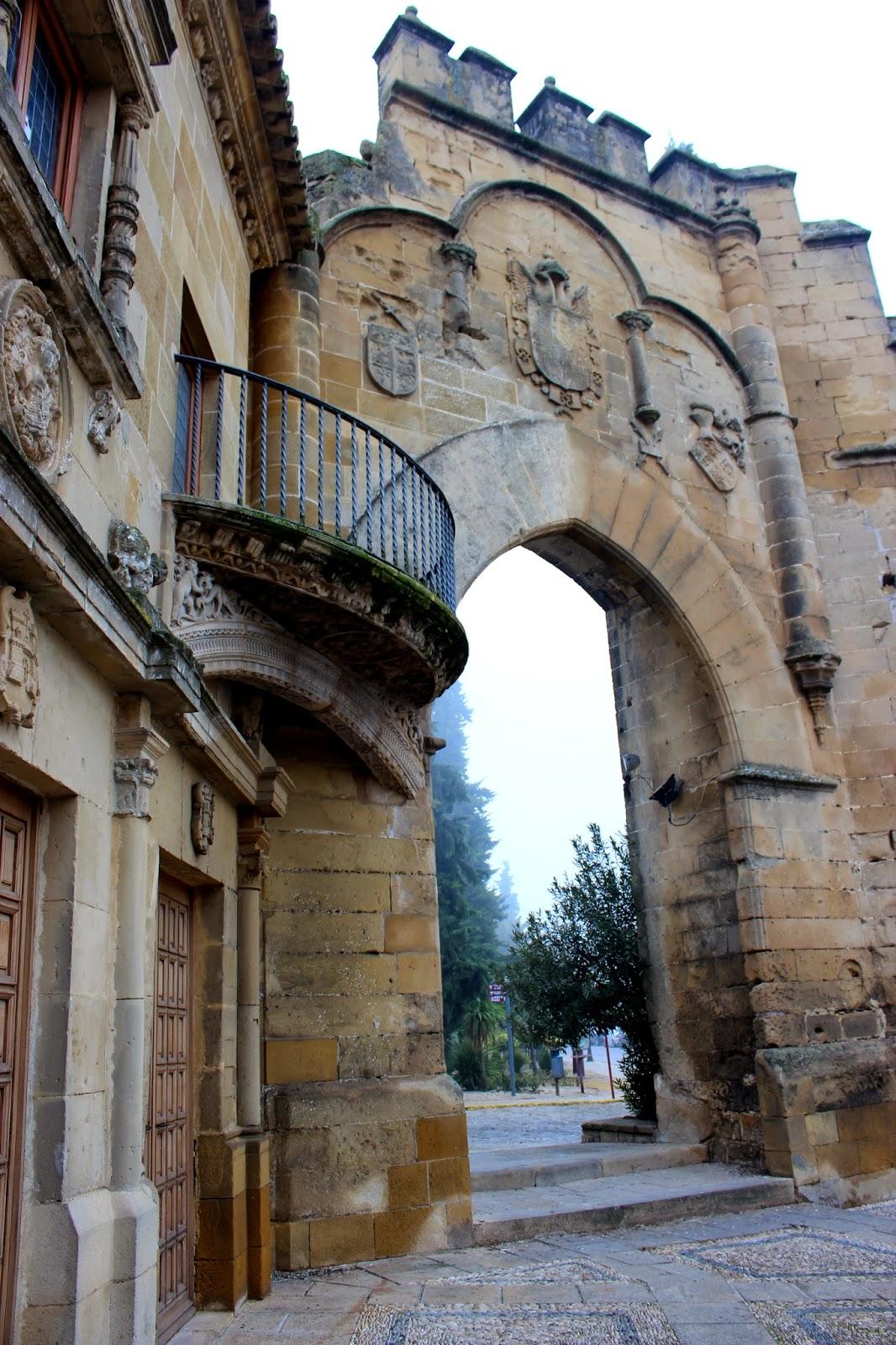 Arco de Villar en Baeza