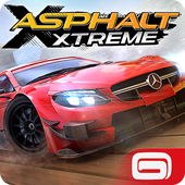 Asphalt Xtreme: Rally Racing MOD APK v1.6.0l Full Hack Original Version Terbaru 2017 Gratis