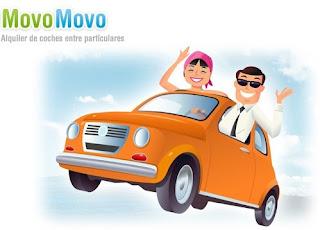MovoMovo, una red social de alquiler de coches entre particulares 3