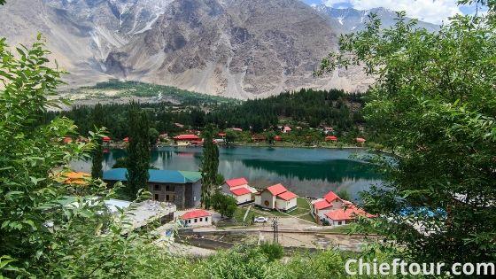 Shangrila resort Hotel, Gilgit: