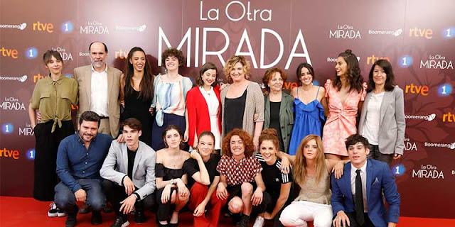 La Otra Mirada, 2ª Temporada, Photocall