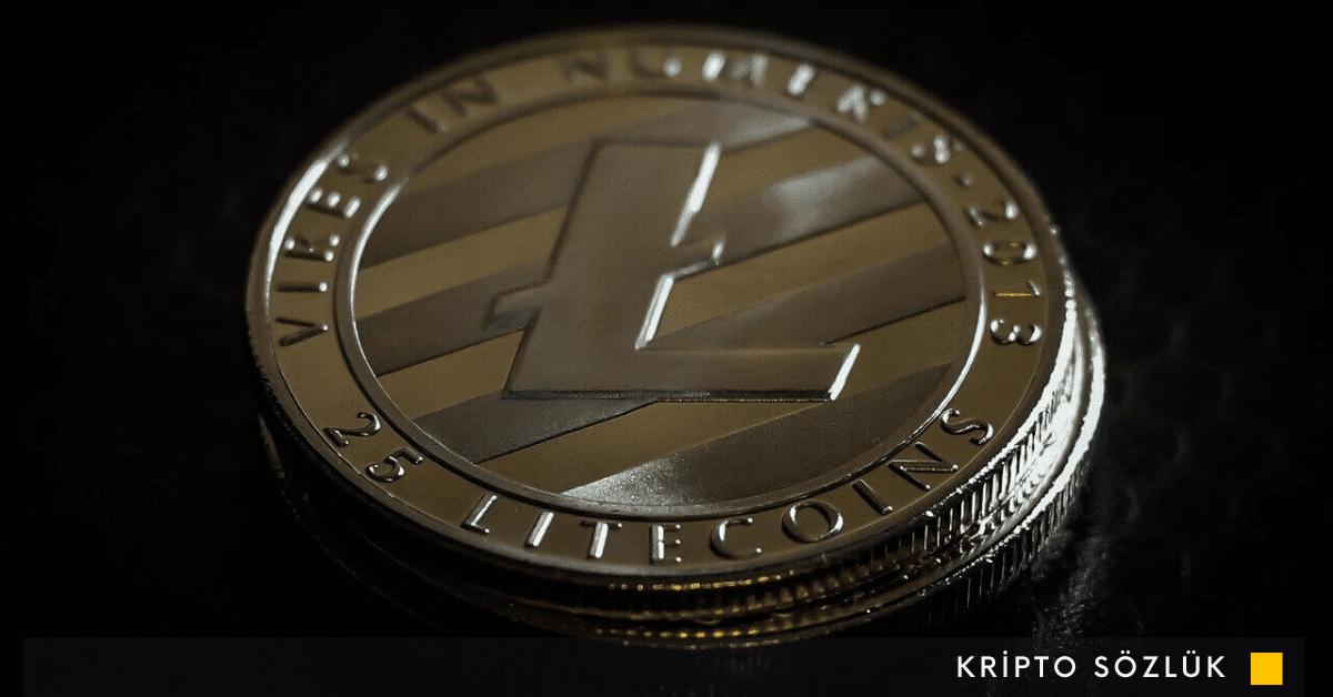 Litecoin'de Tedirgin Eden Düşüş