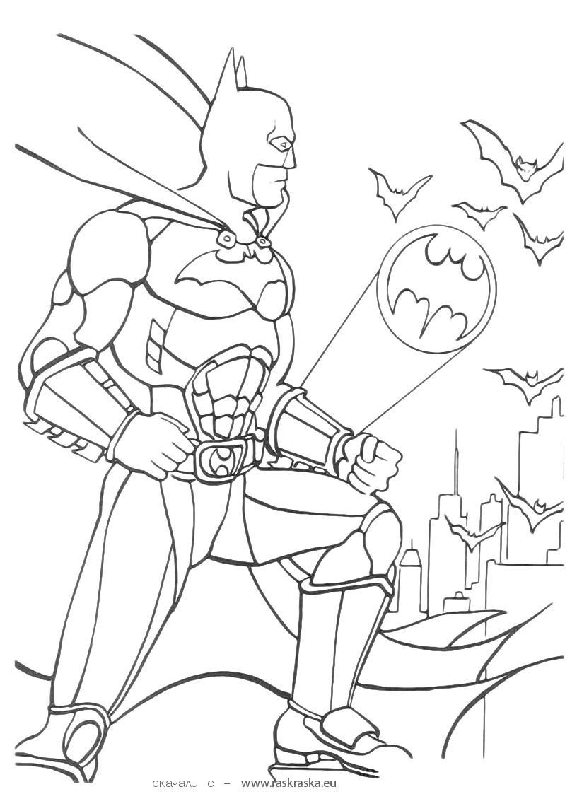 coloring pages of hillbillies cartoons | Buku Mewarnai Gratis Download: Mewarnai Gambar Kartun Batman