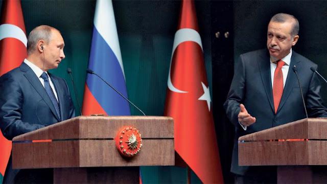 """Κρεμλίνο: Ο Ερντογάν """"επιτέλους"""" ζήτησε συγνώμη"""