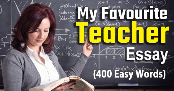 Essay on english teacher