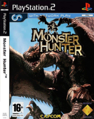 Monster Hunter PS2 ISO PS2