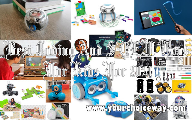 Best Coding And STEM Toys For Kids For 2021 - Your Choice Way