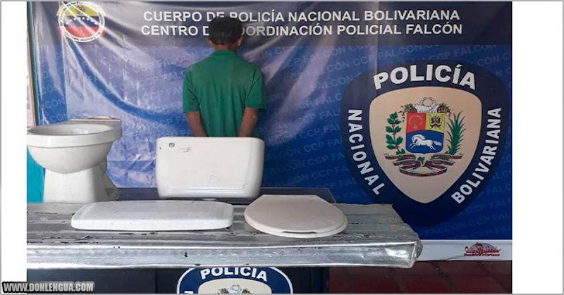 Peligroso delincuente detenido por la PNB por robarse una Poceta