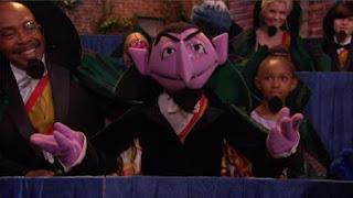 Gordon, The Count, Sesame Street Episode 4411 Count Tribute season 44