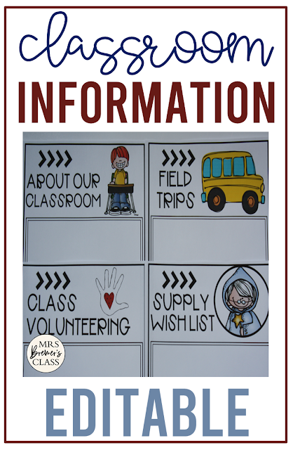 These editable forms are perfect for teacher communication to parents. Keep parents informed about classroom procedures, volunteering opportunities, field trip information, and more.