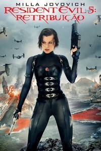 Resident Evil 5: Retribuição (2012) Dublado 1080p