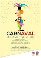 Carnaval de Huércal-Overa 2016