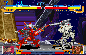 Cyberbots Full Metal Madness+arcade+portable+game+robots+fighters+download free