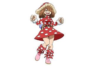 โคโมริ คิโนะโกะ (Komori Kinoko) @ My Hero Academia: Boku no Hero Academia มายฮีโร่ อคาเดเมีย