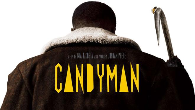 candyman 2021 póster