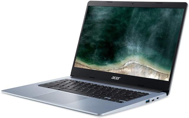 Acer Chromebook 314 CB314-1H: portátil de 14'' con procesador Intel Celeron, Chrome OS y entradas USB-C