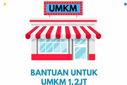 Banpres Produktif Usaha Mikro (UMKM) 2021