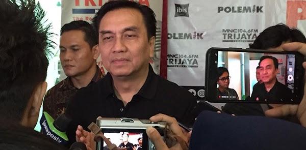 Jokowi Mau Bangun Terowongan Istiqlal-Katedral, Effendi Simbolon: Gak Penting!