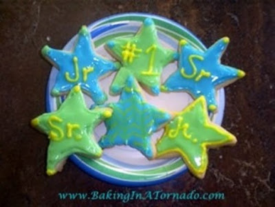 Cut Out Cookies | www.BakingInATornado.com | #recipe