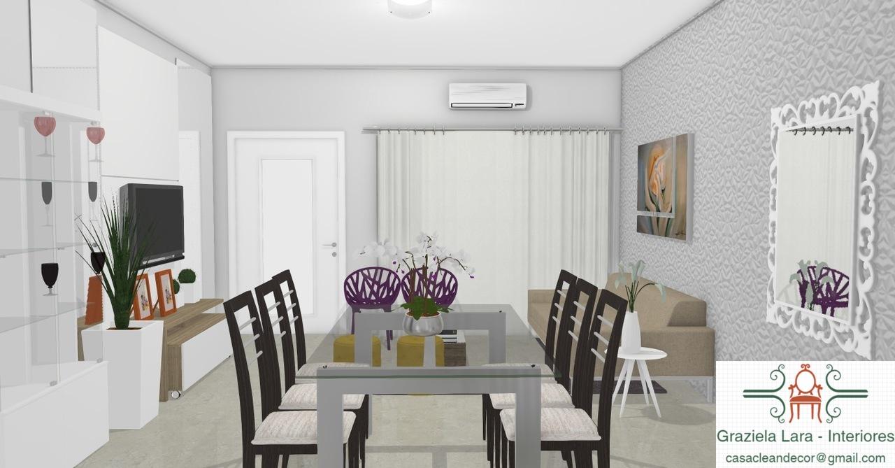 Construindo minha casa clean como decorar salas for Decorar casas online 3d