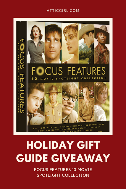 Holiday Gifts for Movie Geeks, Holiday Gift Guide, Holiday Gifts for Her