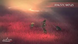 تحميل لعبة Glory Ages - Samurais للاندرويد مهكره