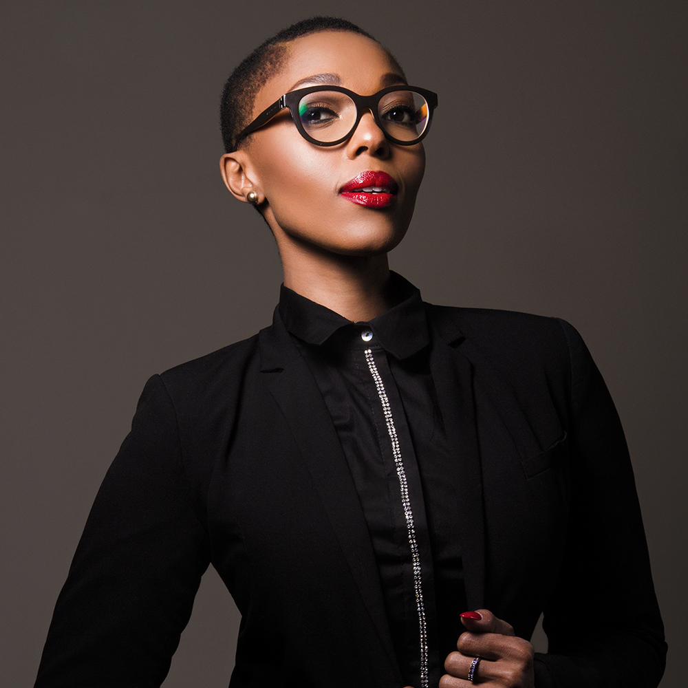 Beer Loving Pabi Moloi Suspended From Power FM!
