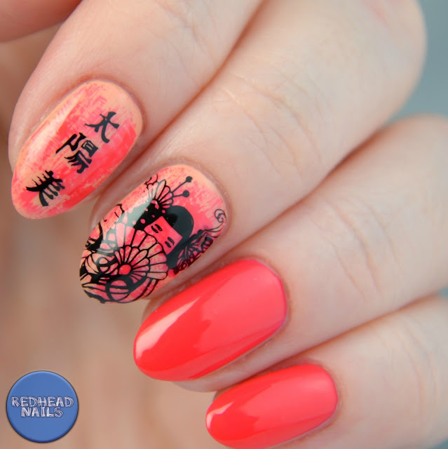 swatch Kinetics oriental nails