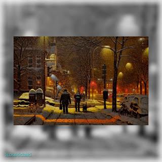Πίνακας ζωγραφικής Richard Savoie
