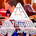 Live This Week: June 30th - July 6th, 2019
