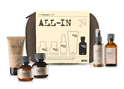 Travel Set Nashi Argan