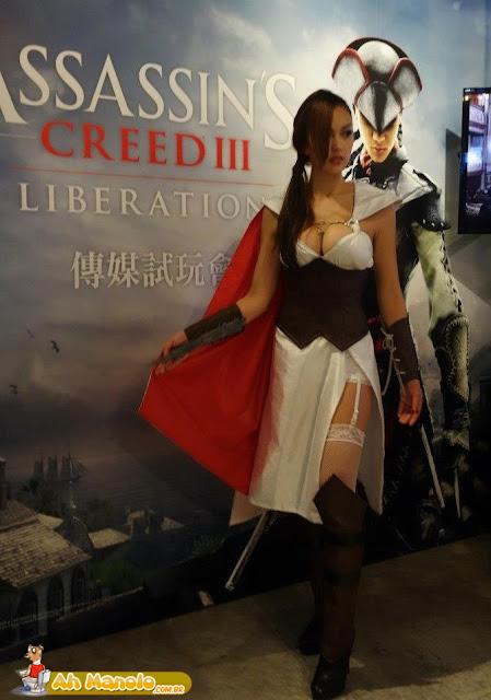 Motivos para você gostar de Assassin's Creed