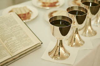 communion in church