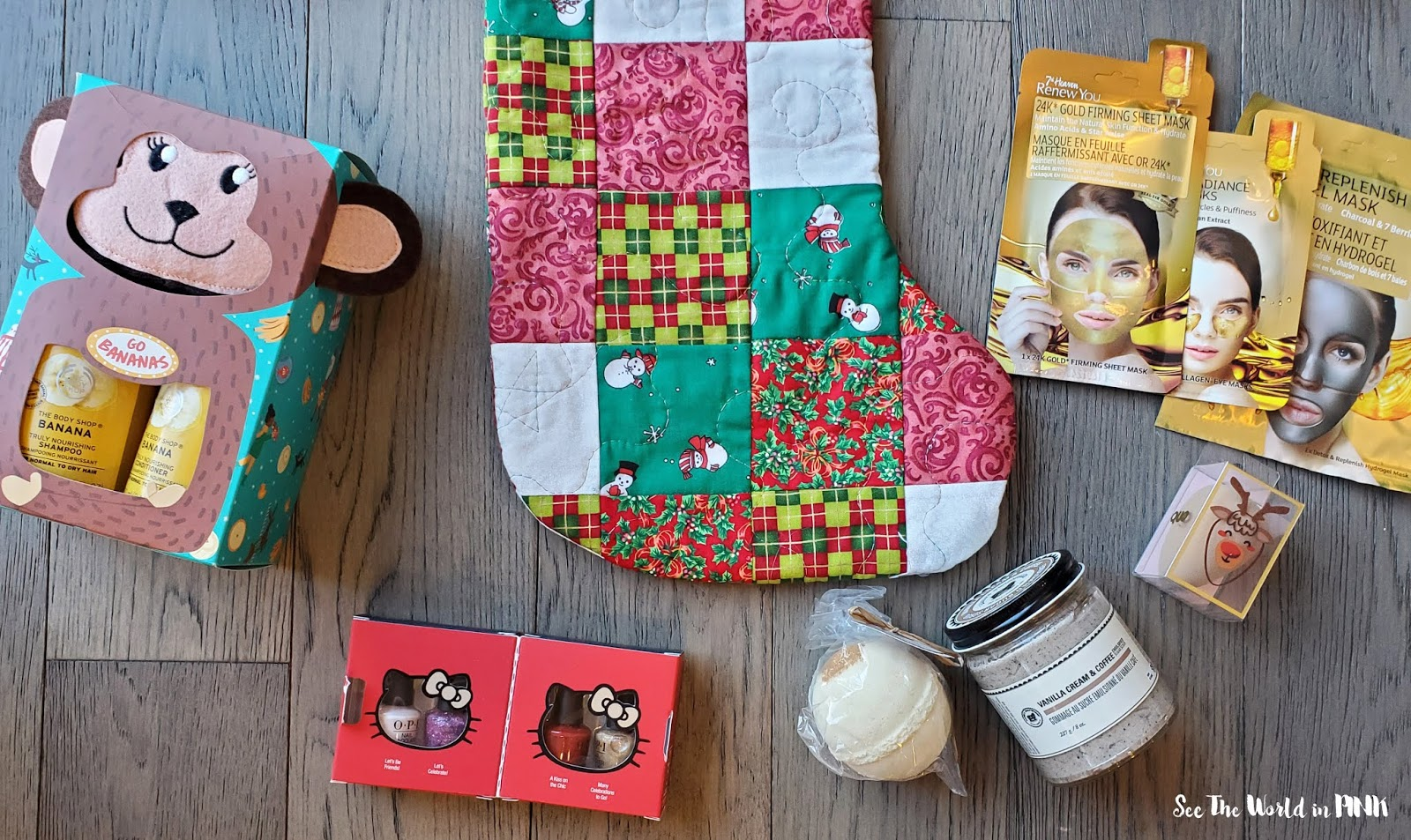 Beauty Stocking Stuffers Under $30