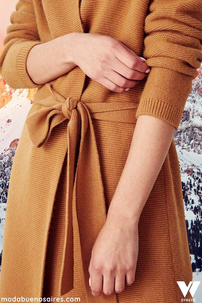 ropa de moda invierno 2021 abrigos