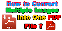 how-to-convert-multiple-images-into-one-pdf