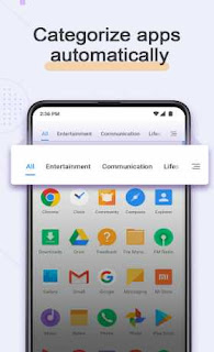 POCO Launcher 2.7.2.6 android for Apk