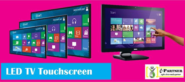 jasa sewa tv led touchscreen jawa timur