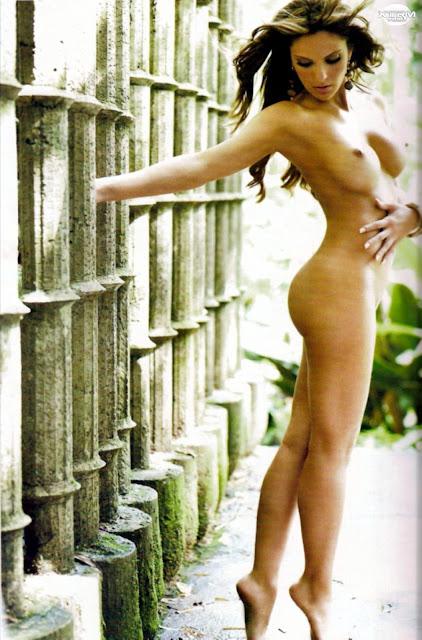 Mariana Seoane desnuda H Extremo Octubre 2007 [FOTOS]-4