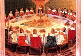 Amem riadotempo o c lice sagrado no tempo - La table ronde du roi arthur ...