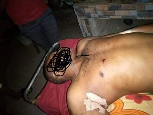 The Divisional Police Officer in charge of the Obudu division in northern Cross River State, Gabriel Amawu has been shot dead.
