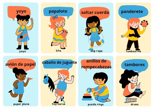 games in Spanish